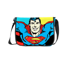 Superman Laugh Sling Bag - Multicolor