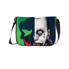 Joker Suicide Squad Smile Sling Bag - Multicolor