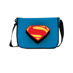 Superman Hope Logo Shadow Sling Bag - Multicolor