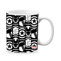 Avengers Coffee Mugs - Dark