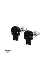The Punisher Skull Studs