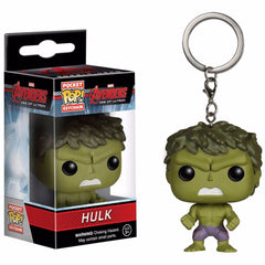 Hulk Funko Pop Multi color Vinyl Keychain