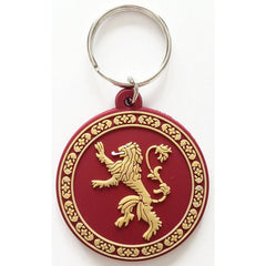 Game of Thrones House of Lannister Carded Hear Me Roar! Logo Keychain