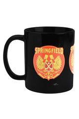 Simpsons - Springfield Coffee Mug