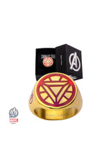 Ironman Rings - Ironman Arc Reactor Ring