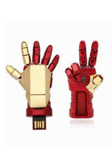 Ironman Pendrives - Ironman Hand 32 Gb Pendrive