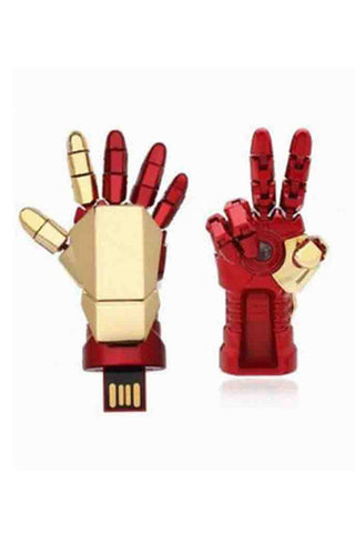 Ironman Hand 16 Gb Pendrive