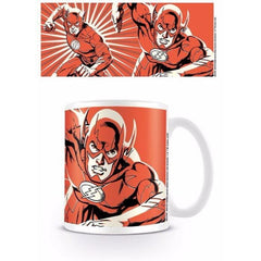 Justice League The Flash in Action Red Colour Coffee Mug