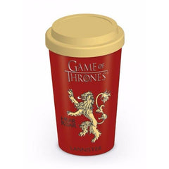 Game of Thrones House Lannister Hear Me Roar! Travel Mug