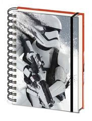 Star Wars Episode 7 Strom Trooper A5 Notebook