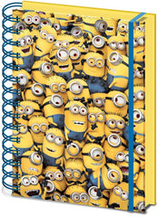 Minion A5 Lenticular Notebook