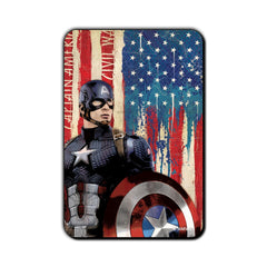 Captain America Civil War Looking Fridge Magnet - Multicolor