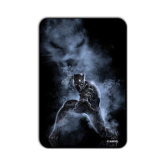Black Panther Civil War Panther in Action Fridge Magnet - Multicolor