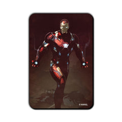 Ironman Civil War Smoke from Repulsors Fridge Magnet - Multicolor