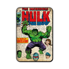 Hulk Comic The Eve of… Annihilation! Fridge Magnet - Multicolor