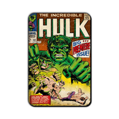 Hulk Comic Big Premiere Issue! Fridge Magnet - Multicolor