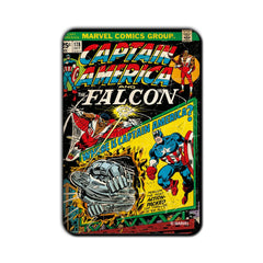Captain America Comic The Falcon Fridge Magnet - Multicolor