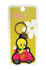 Tweety Scooter Keychain