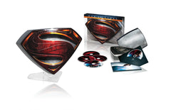 Man of Steel Limited Collector's Edition 'S' Tin Box Blu-ray