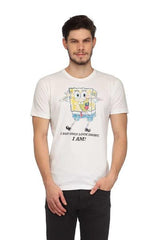 Spongebob - Look Smart White T-Shirt