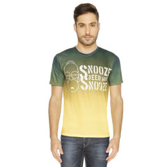 Simpsons T-Shirt Multicolor - Snooze Need Moresnooze