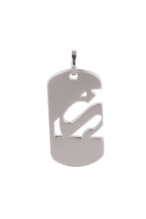 Superman Dog Tag