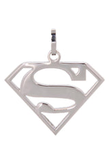 Superman Original Logo Pendant