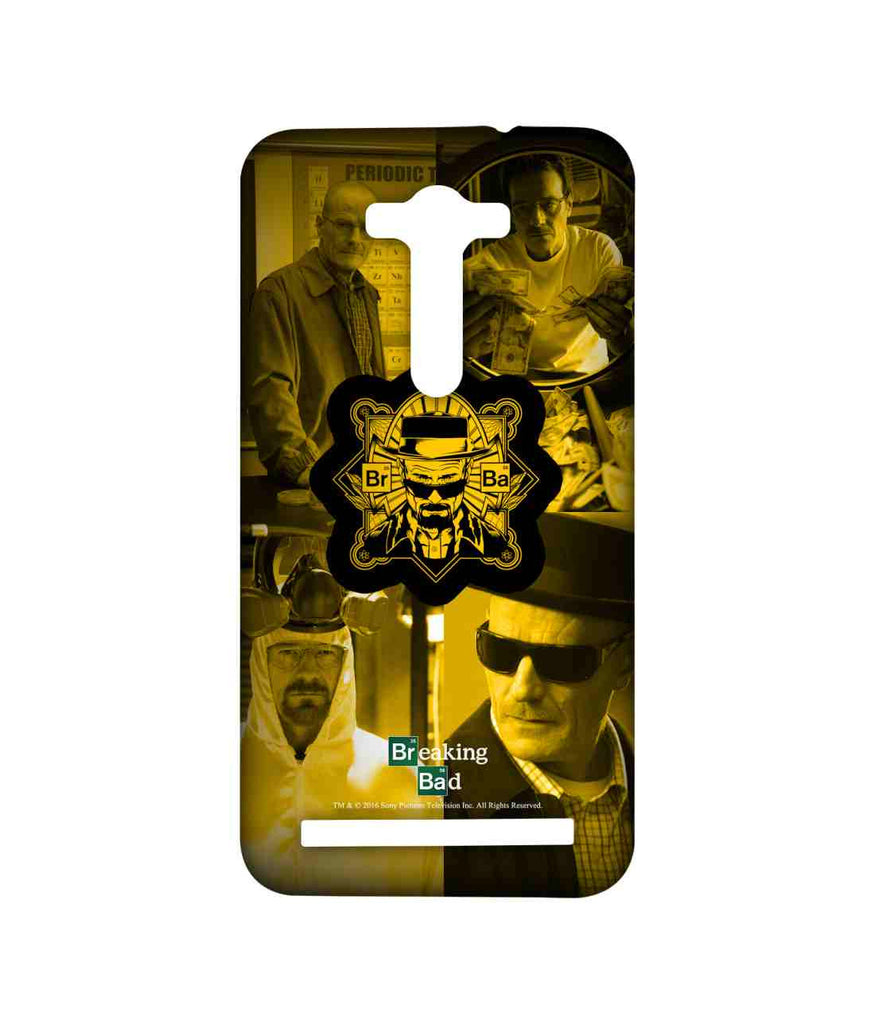 Breaking Bad Walter White 5 in One Sublime Case for Asus Zenfone 2 Laser ZE550KL