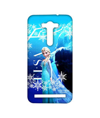Disney Frozen Elsa and Frozen Elsa Sublime Case for Asus Zenfone 2 Laser ZE550KL