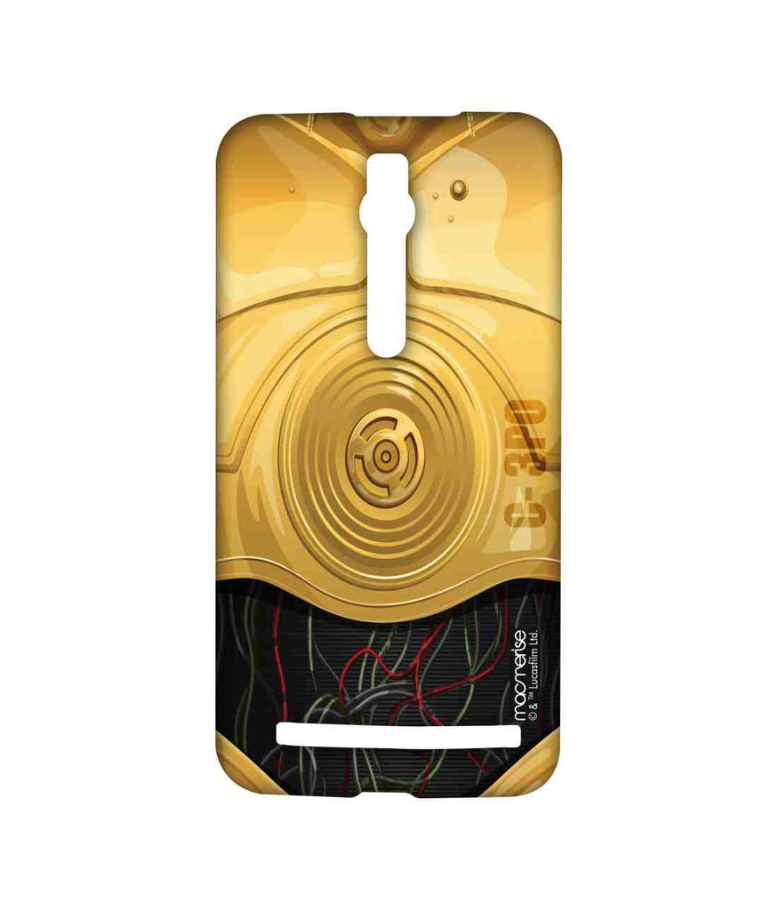 Star Wars C3PO Attire C3PO Sublime Case for Asus Zenfone 2