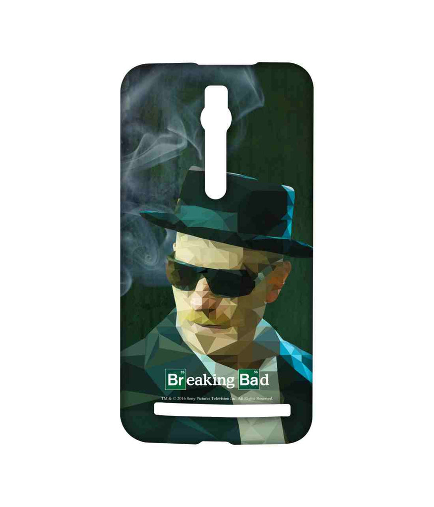 Breaking Bad Walter White BB Prisma Sublime Case for Asus Zenfone 2