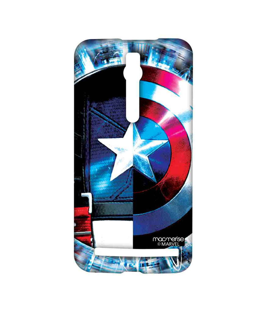 Civil War Captain America Captains Essentials Sublime Case for Asus Zenfone 2