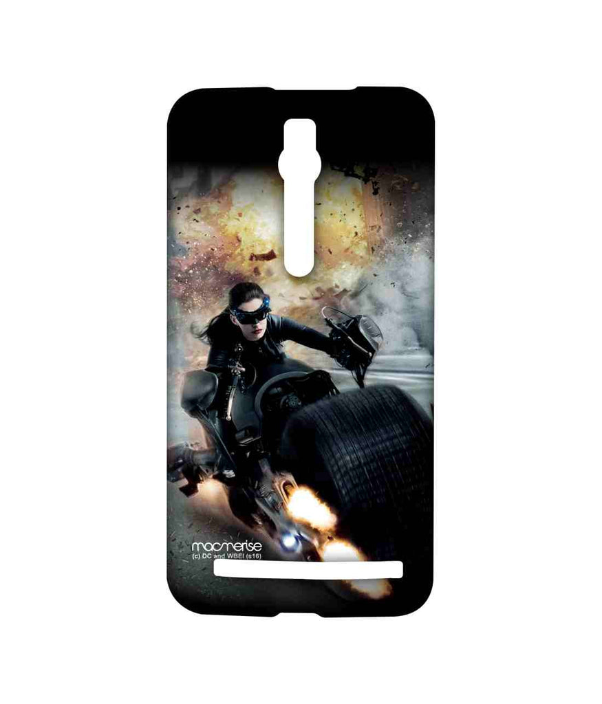 Batman The Dark Knight Rises Crafty Catwoman Sublime Case for Asus Zenfone 2