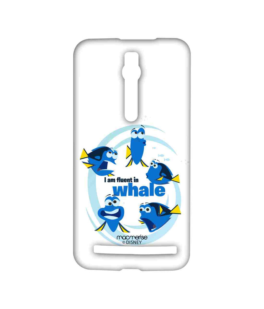 Disney Finding Dory Fluent Whale Sublime Case for Asus Zenfone 2