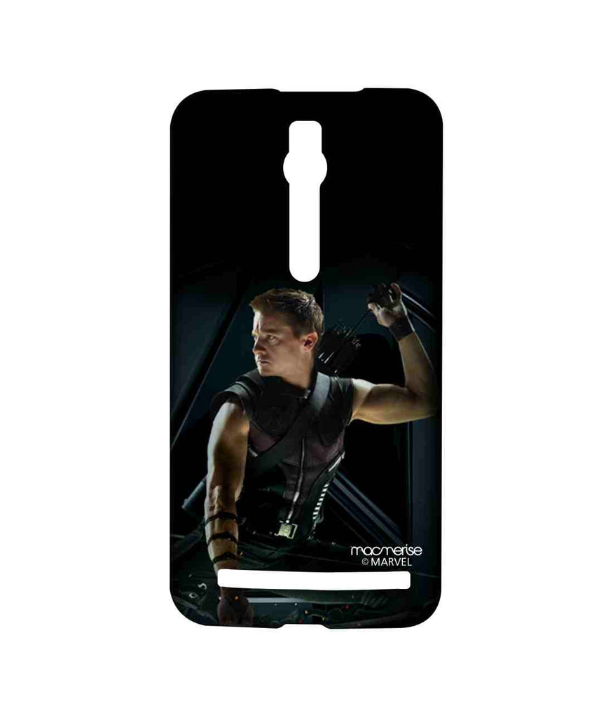 Captain America: Civil War Hawkeye Stance Sublime Case for Asus Zenfone 2