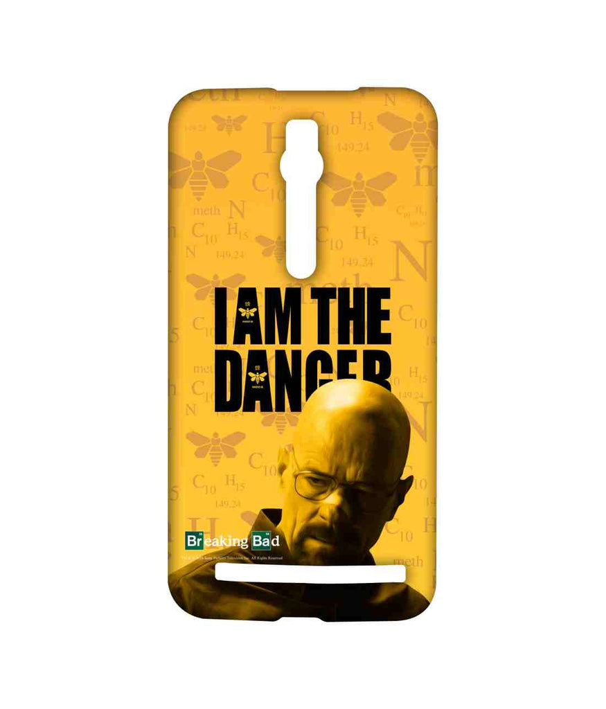 Breaking Bad Walter White I am the Danger Sublime Case for Asus Zenfone 2