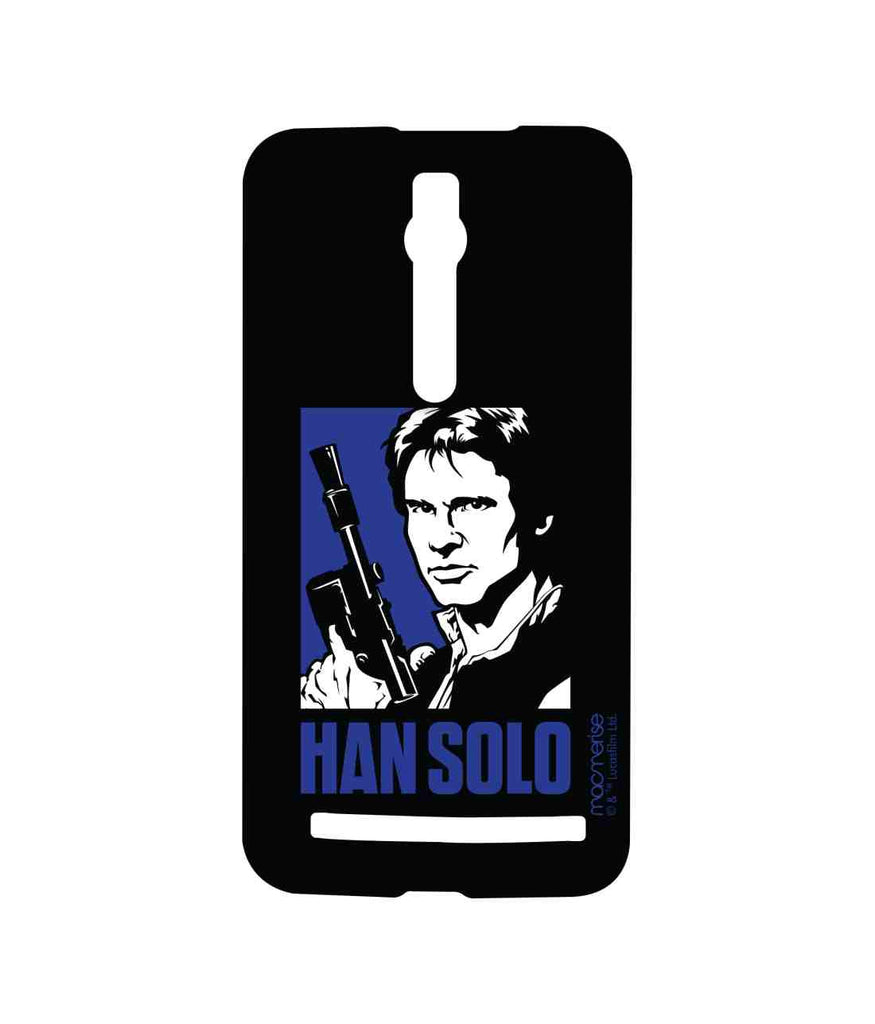 Star Wars Han Solo Iconic Han Solo Sublime Case for Asus Zenfone 2