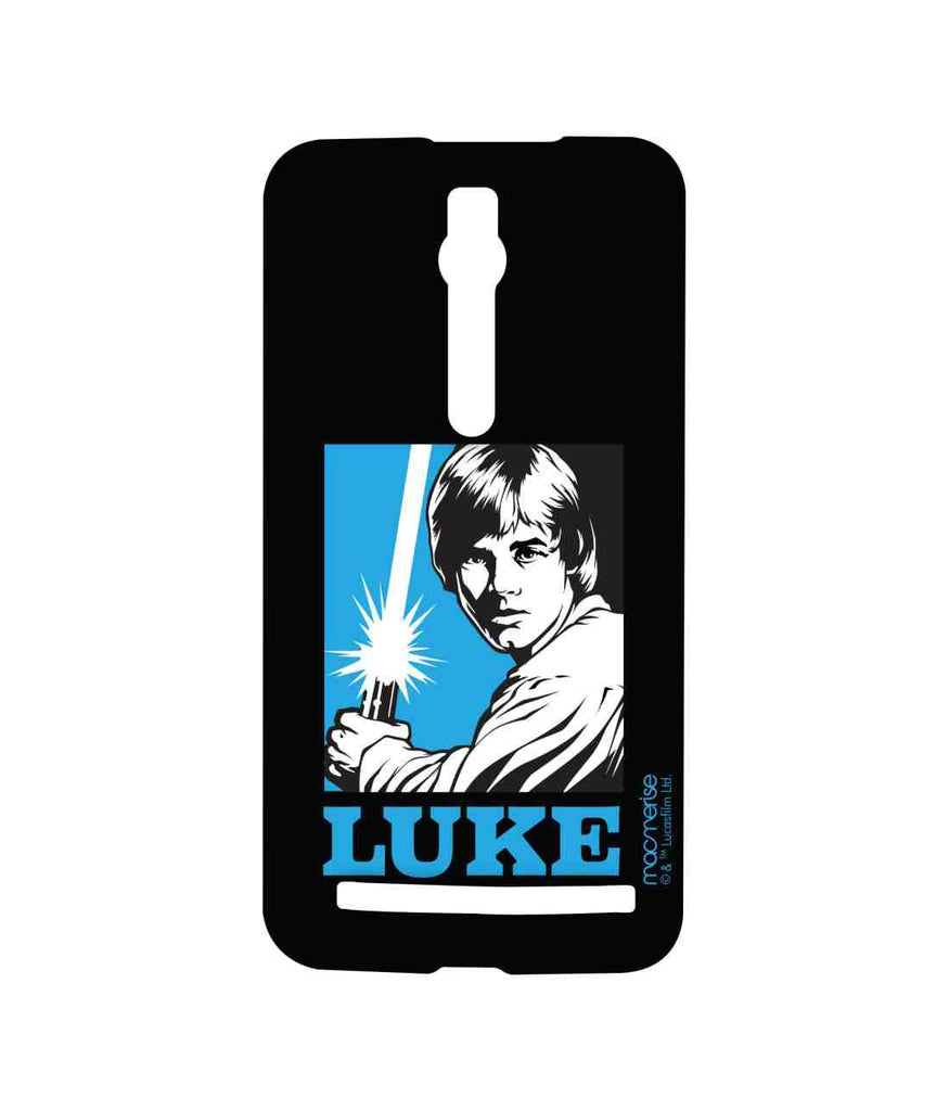 Star Wars Luke Skywalker Iconic Luke Sublime Case for Asus Zenfone 2