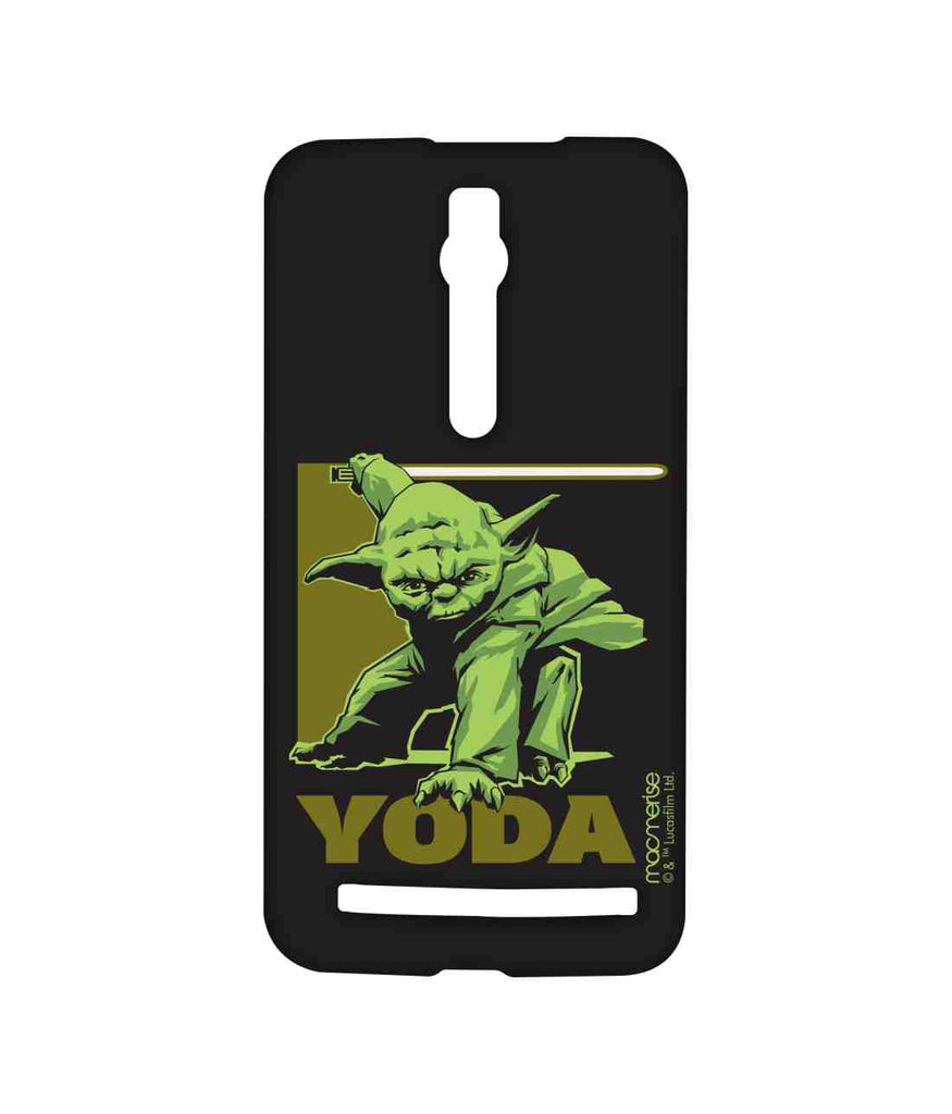 Star Wars Yoda Iconic Yoda Sublime Case for Asus Zenfone 2