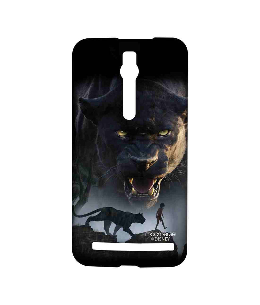 Disney The Jungle Book Mowgli and Bagheera Jungle Book Heroes Sublime Case for Asus Zenfone 2