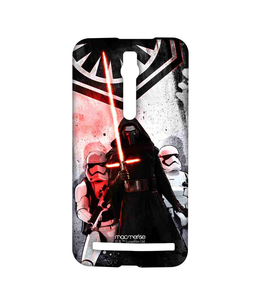 Star Wars Force Awakens Kylo Ren Kylos Troop Sublime Case for Asus Zenfone 2
