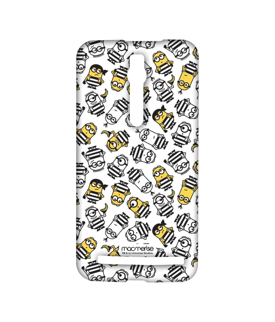 Despicable Me Minions Mashup Sublime Case for Asus Zenfone 2