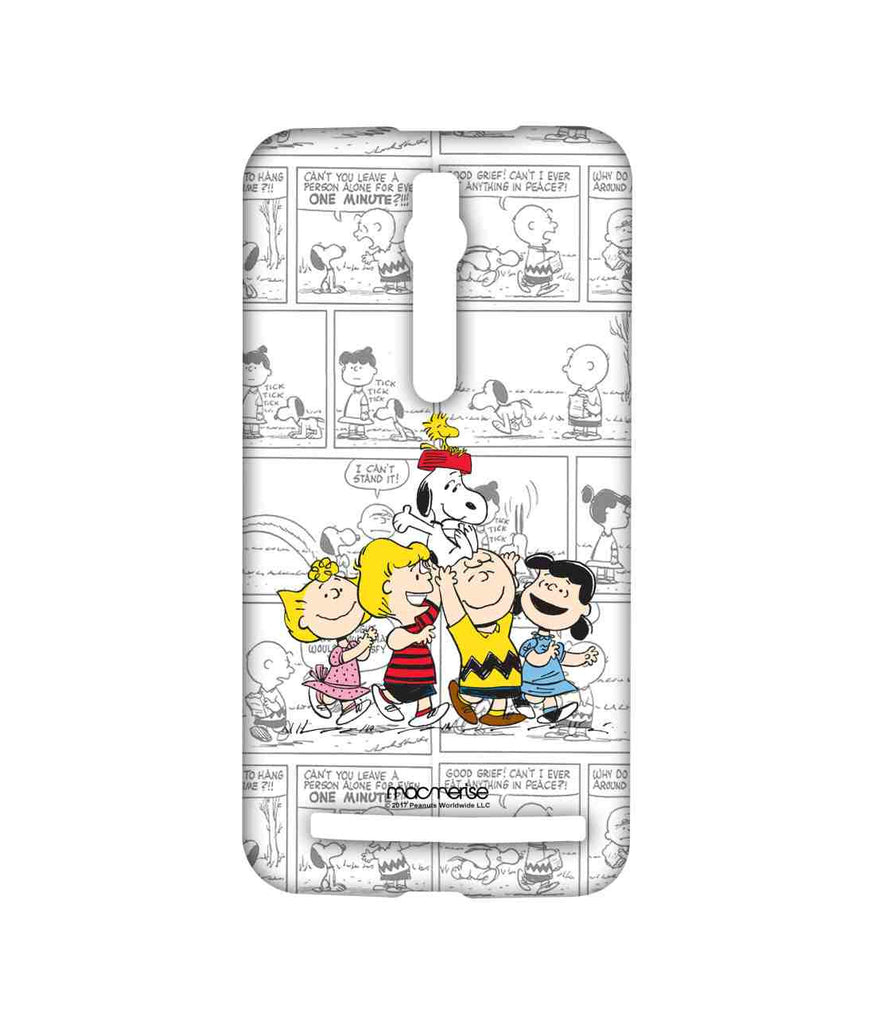 Snoopy Peanuts Characters Sublime Case for Asus Zenfone 2