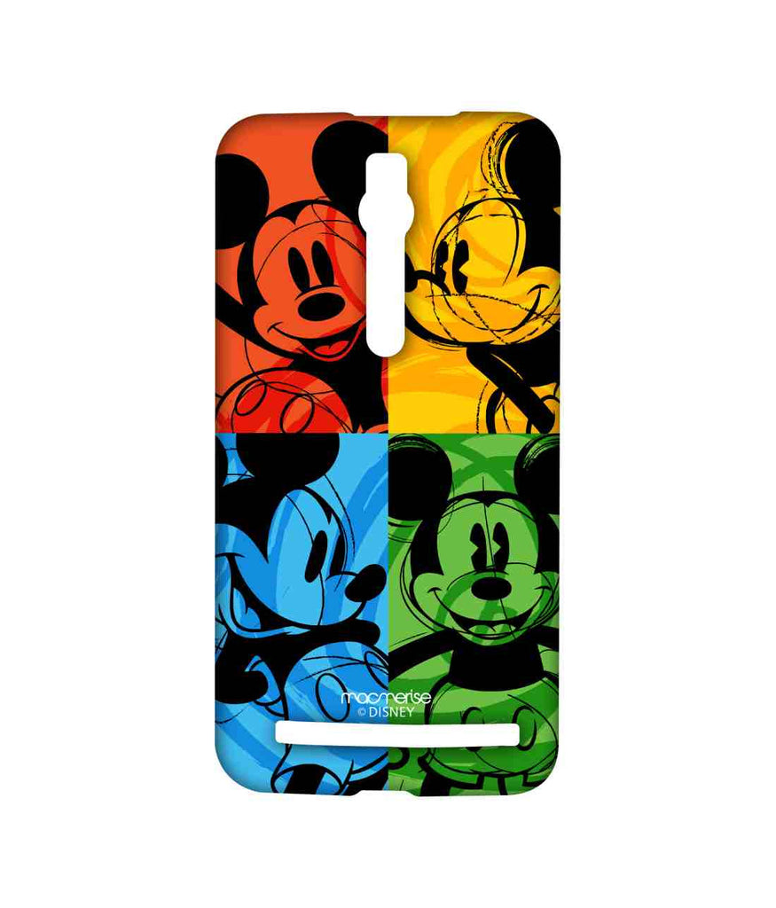 Disney Mickey Mouse Shades of Mickey Sublime Case for Asus Zenfone 2