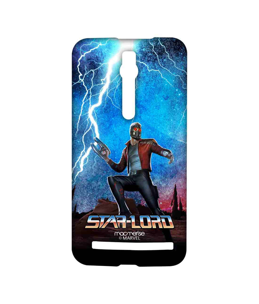 Guardians of the Galaxy Star Lord Thunder Sublime Case for Asus Zenfone 2