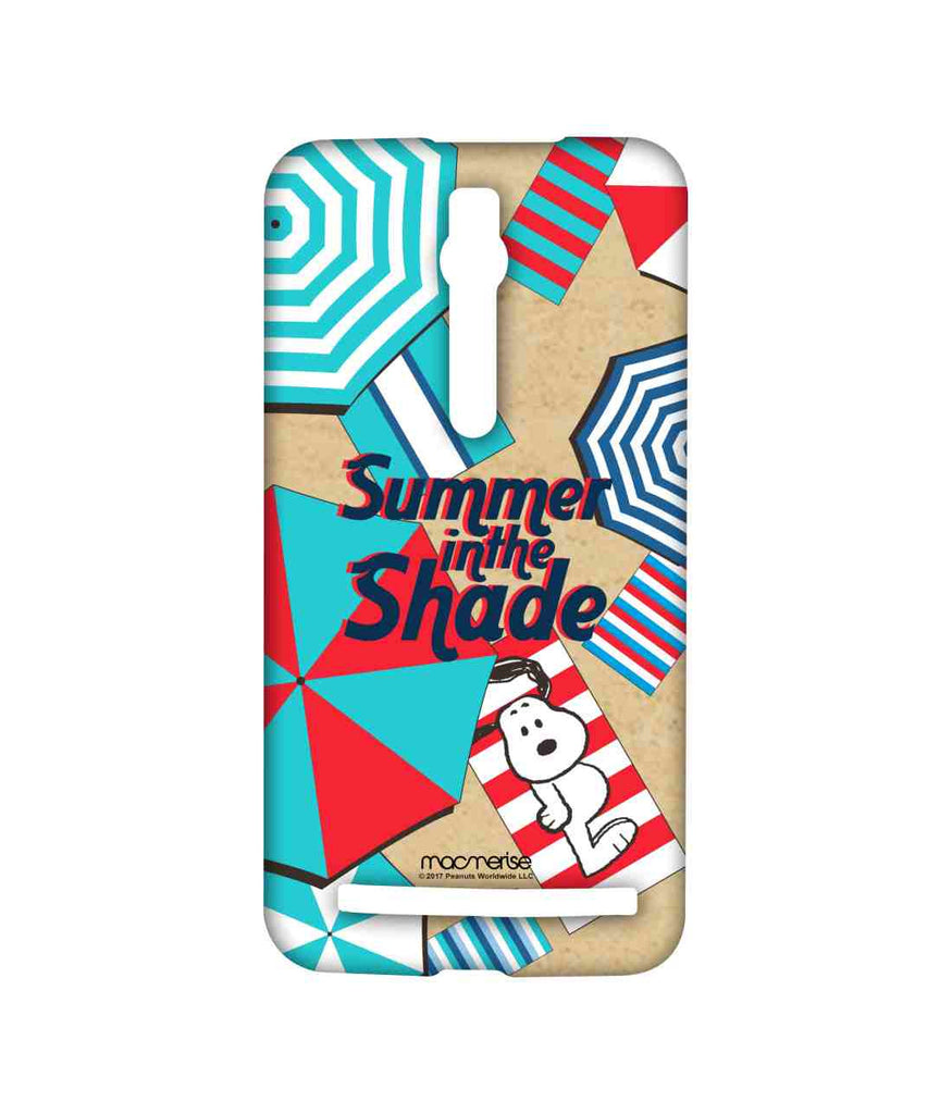 Snoopy Summer in the Shade Sublime Case for Asus Zenfone 2