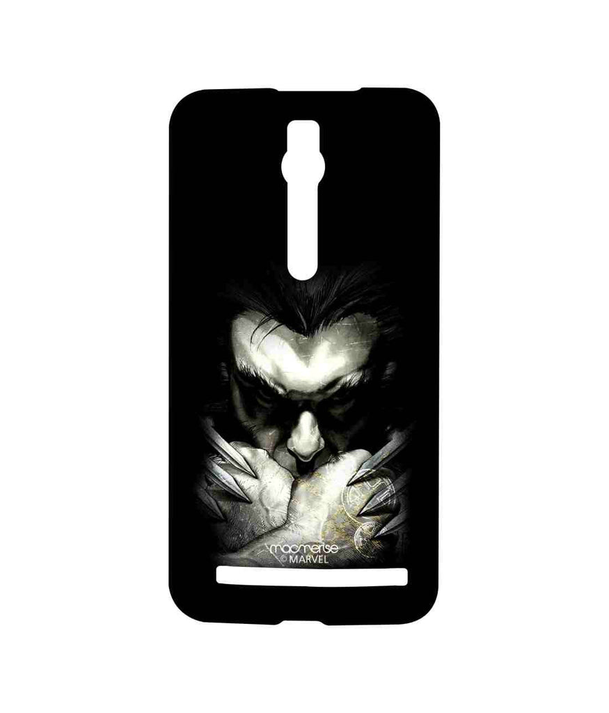 Comics X Men Extreme Wolverine The Dark Claws Sublime Case for Asus Zenfone 2