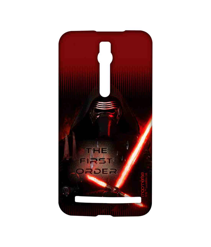 Star Wars Force Awakens Kylo Ren The First Order Sublime Case for Asus Zenfone 2