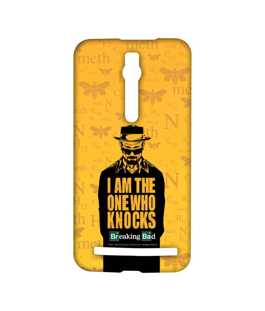 Breaking Bad Walter White The One who Knocks Sublime Case for Asus Zenfone 2