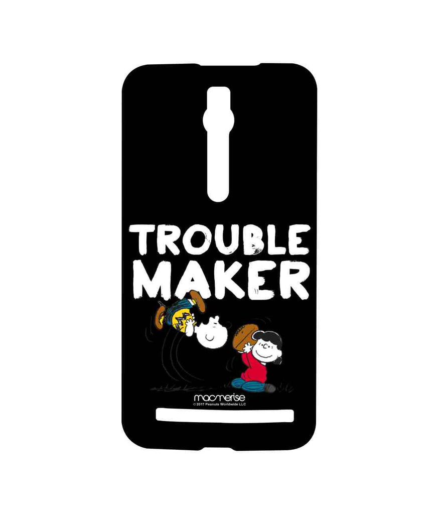 Snoopy Trouble Maker Sublime Case for Asus Zenfone 2